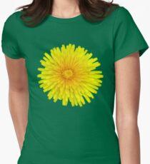 Dandelion Solo Women's Fitted T-Shirt