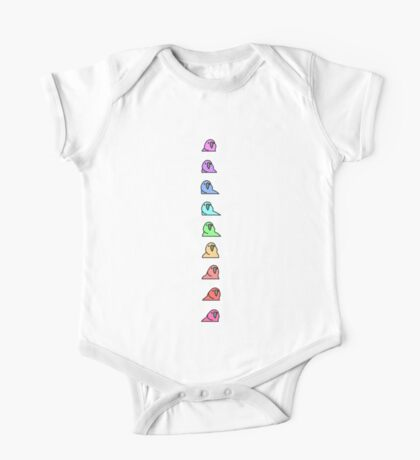 PartyParrot - Conga Line (Alternate) Kids Clothes