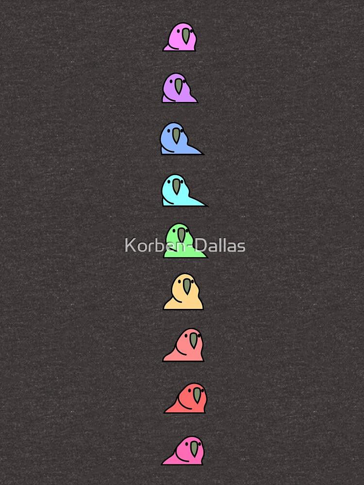 PartyParrot - Conga Line (Alternativ) von Korben-Dallas