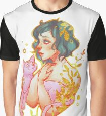 Golden Girl Graphic T-Shirt