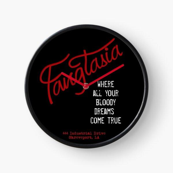 Fangtasia - bloody dreams Clock