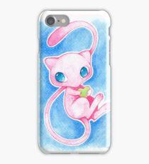 I choose Mew! iPhone Case/Skin