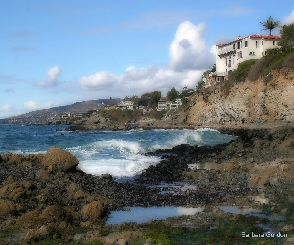 Ocean View by Barbara Gordon