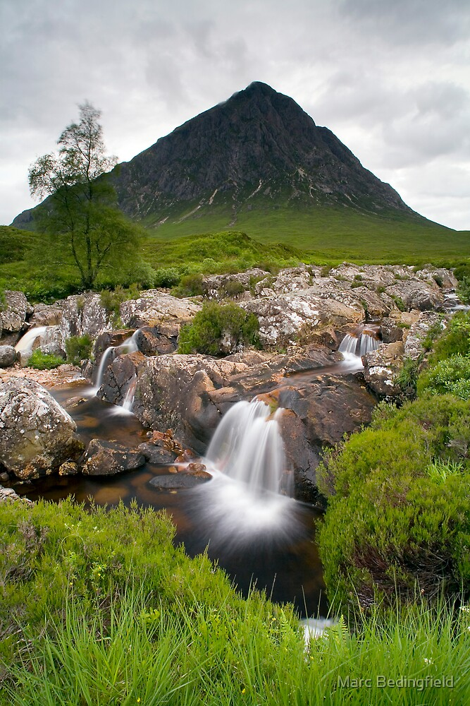 Buachaille Etive Mor by Marc Bedingfield