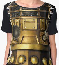 Dalek-table  Chiffon Top