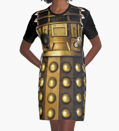 Dalek-table  Graphic T-Shirt Dress