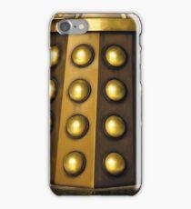 Dalek-table  iPhone Case/Skin
