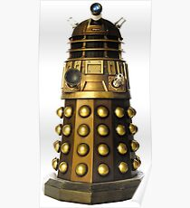 Dalek-table  Poster