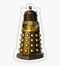 Dalek-table  Sticker