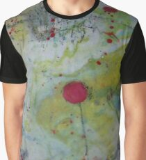 Abstract Number 2 Graphic T-Shirt