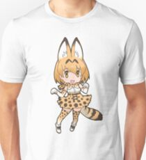 Kemono Friends Serval Unisex T-Shirt
