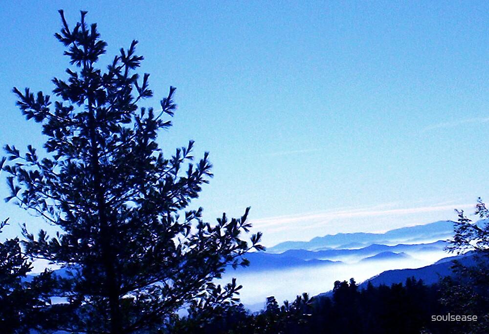 foggy mountain break down by soulsease