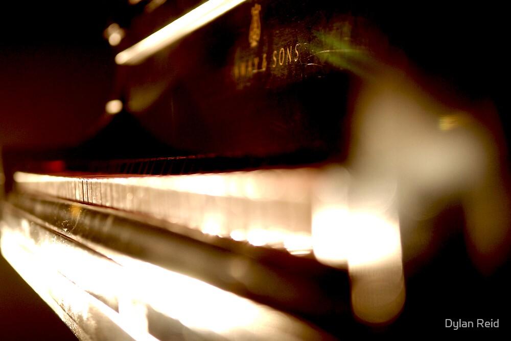 Mousikê by Dylan Reid