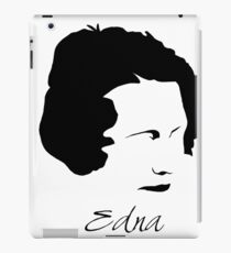 Dead Poets & Writers Edna St. Vincent Millay  iPad Case/Skin