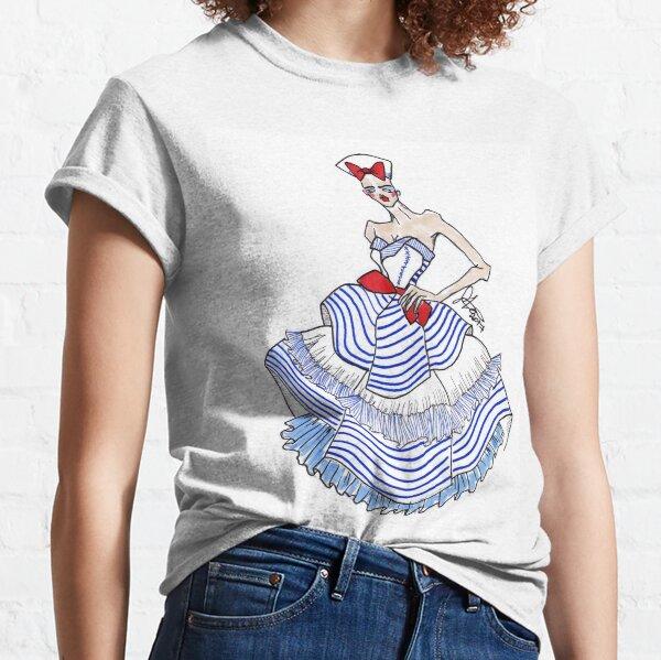 Sailor Girl 1 Classic T-Shirt