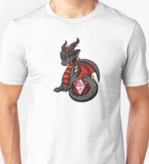 Dice Dragon Unisex T-Shirt