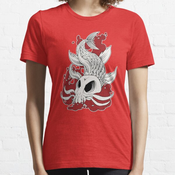 Blood in the Water Essential T-Shirt