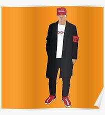 Make America Supreme Again Poster