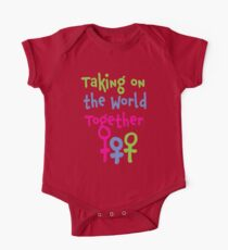 Taking on the World - Women's March Alliance Kids Clothes