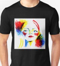 Vibrant colours about me. Unisex T-Shirt