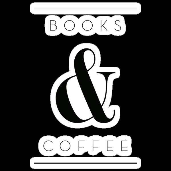 books & coffee by marinapb