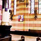 He saint John Paul II. by ALEJANDRA TRIANA MUÑOZ