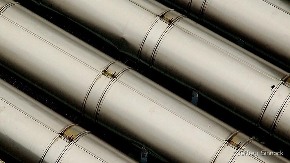 pipes by Jeffrey  Sinnock