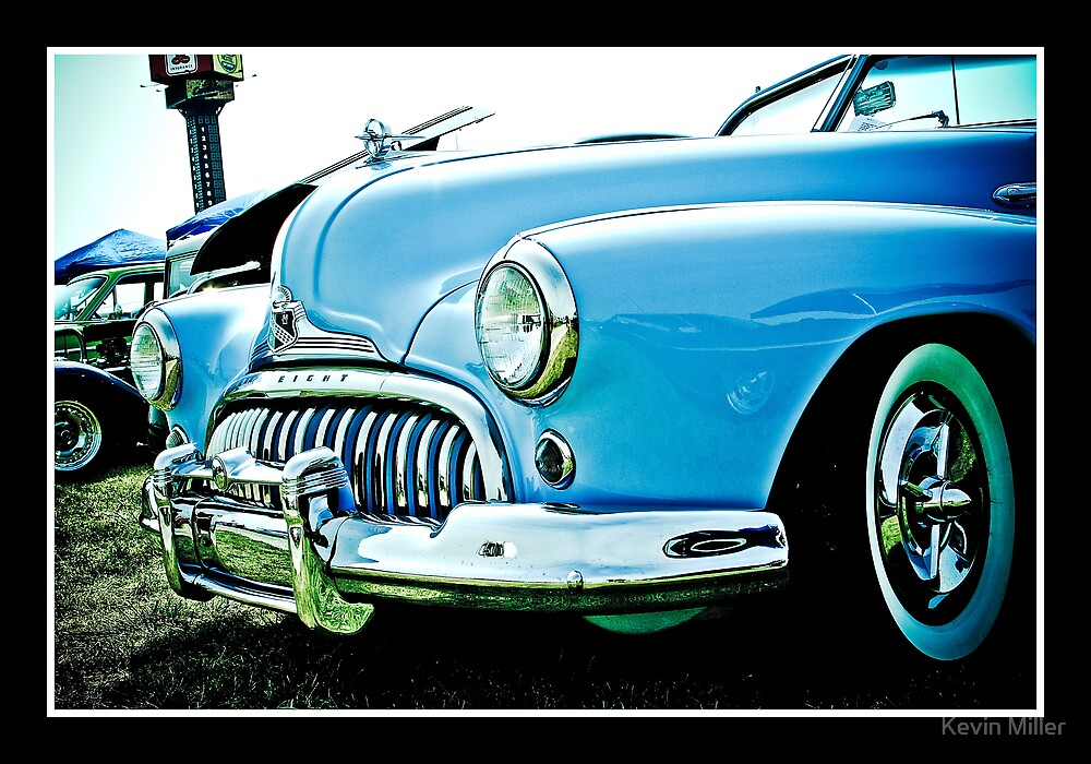 Classy Car by Kevin Miller