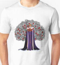 Die wahre böse Königin Slim Fit T-Shirt