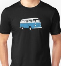 New Bay Campervan Blue (please see notes) T-Shirt