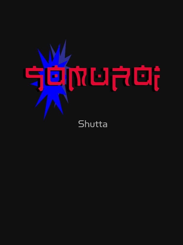 Samurai by Shutta
