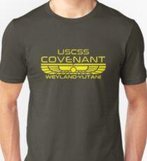 Covenant Weyland-Yutani (Light) Unisex T-Shirt
