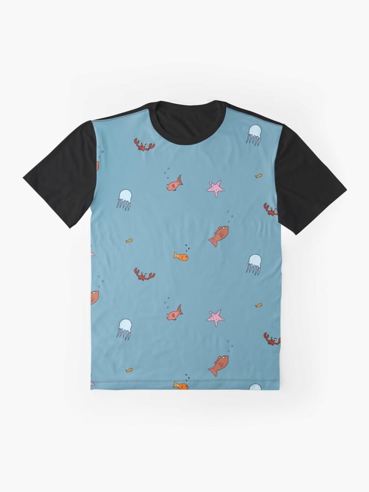 Alternate view of Oceanlife Graphic T-Shirt