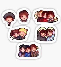 VKOOK (TAEHYUNG AND JUNKOOK)  Sticker