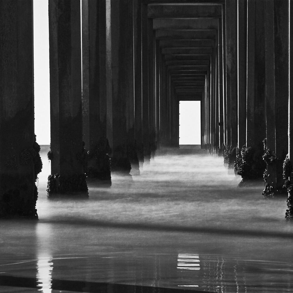 Scripps Pier II by Michael Mancini