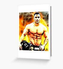 Heat Greeting Card