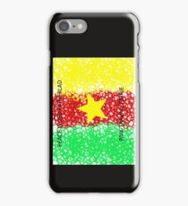 CAMEROUN iPhone Case/Skin