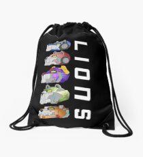 LIONS Drawstring Bag