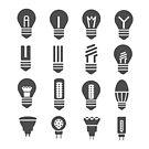 Set lamps by Alexzel