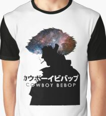 Cowboy Bebop - Spike Graphic T-Shirt