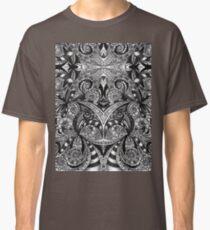 Drawing Floral Zentangle G6B Classic T-Shirt
