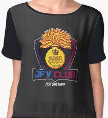 Official JFY Club Gear Women's Chiffon Top