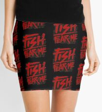 Fishing Mini Skirt