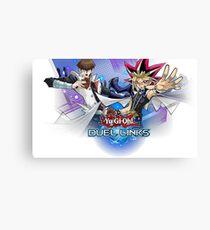 Yu-Gi-Oh! Duel Links Canvas Print