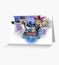 Yu-Gi-Oh! Duel Links Greeting Card