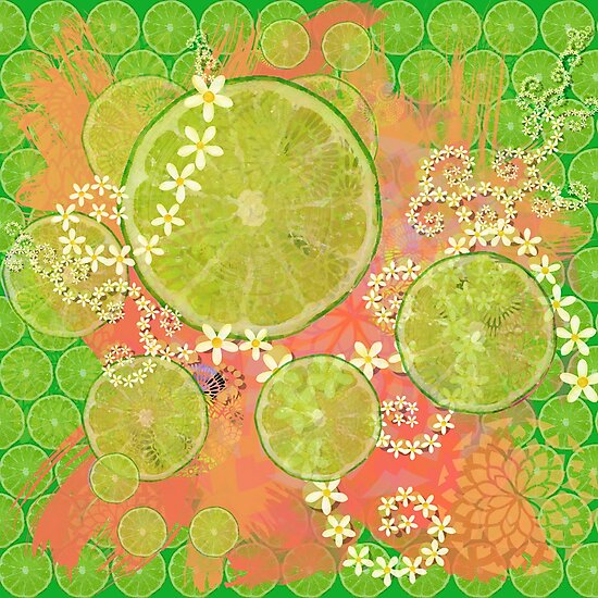 Lime Feast by DreaMground