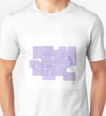 'Cubicle' Abstract Minimalist Artwork T-Shirt
