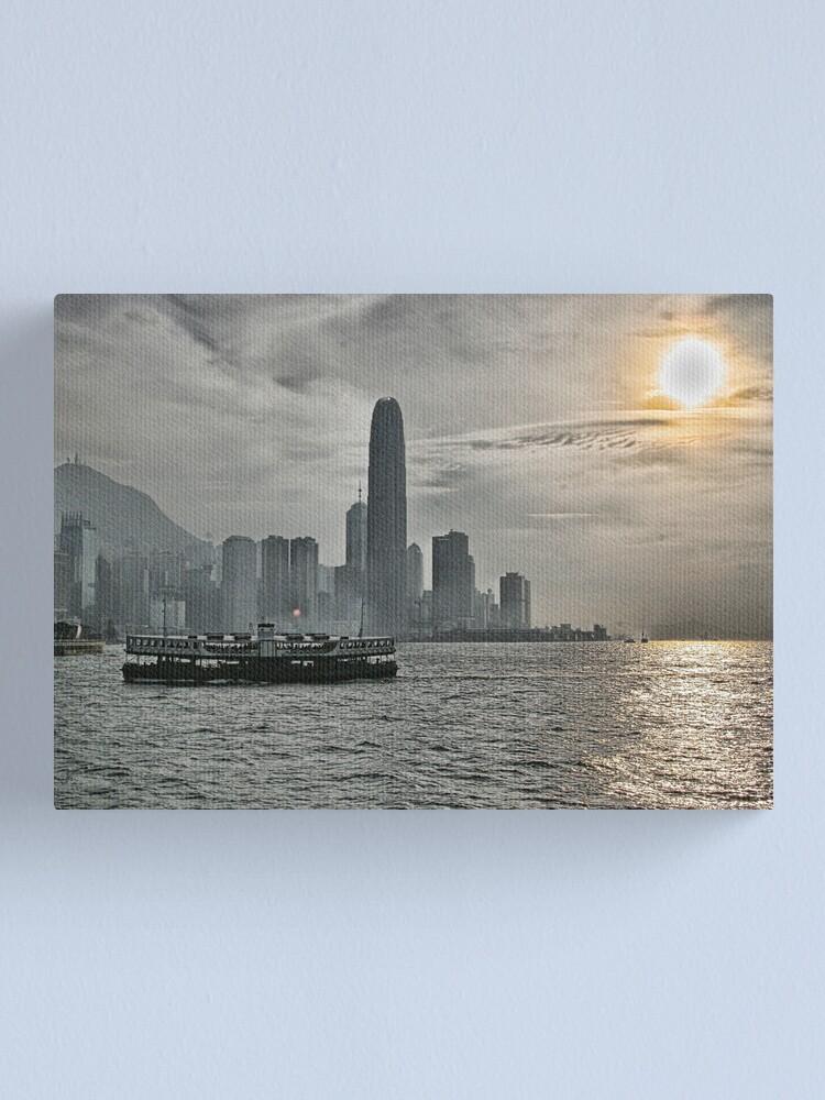 Alternate view of Hong Kong - Star Ferry Canvas Print