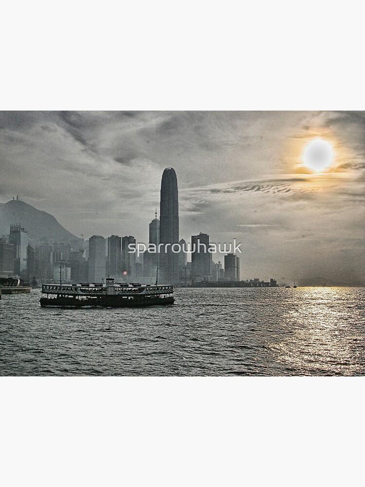 Hong Kong - Star Ferry by sparrowhawk