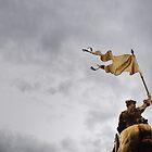Joan of Arc, New Orleans by Daniel  Rarela